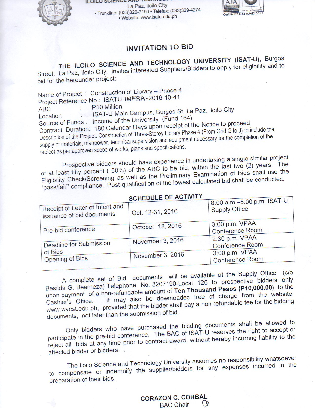 And Technology Iloilo University Downloadables Science -