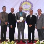 Mr. Ryan John A. Amarador was recognized for his honesty and integrity.