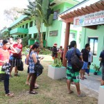 Participants  are toured to some research and technology facilities including the Dept of Agriculture Mango Research Center and the San Lorenzo Wind Farm at the island province of Guimaras.