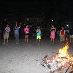 Bonfire Activity and Socials